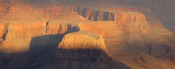 Grand Canyon at dusk (C. Perrings)